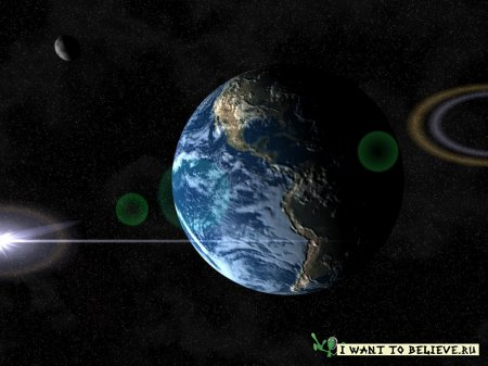 Ученые разрушили миф о сдвинутой земной оси