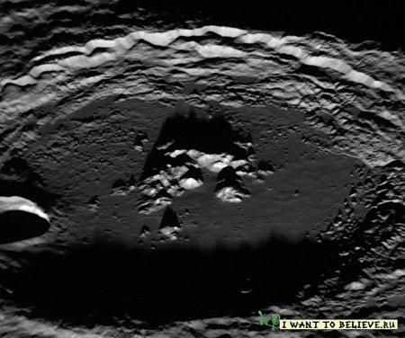 Новое фото кратера Амарал